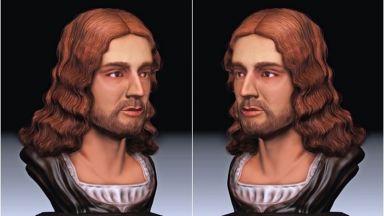 Възстановиха лицето на Рафаело с триизмерна технология
