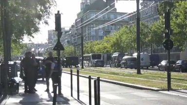 Заложническа криза в банка в Северна Франция