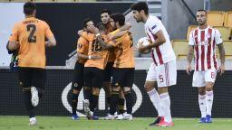 """Дузпа прати """"вълците"""" сред последните 8 в Лига Европа (програма до финала)"""