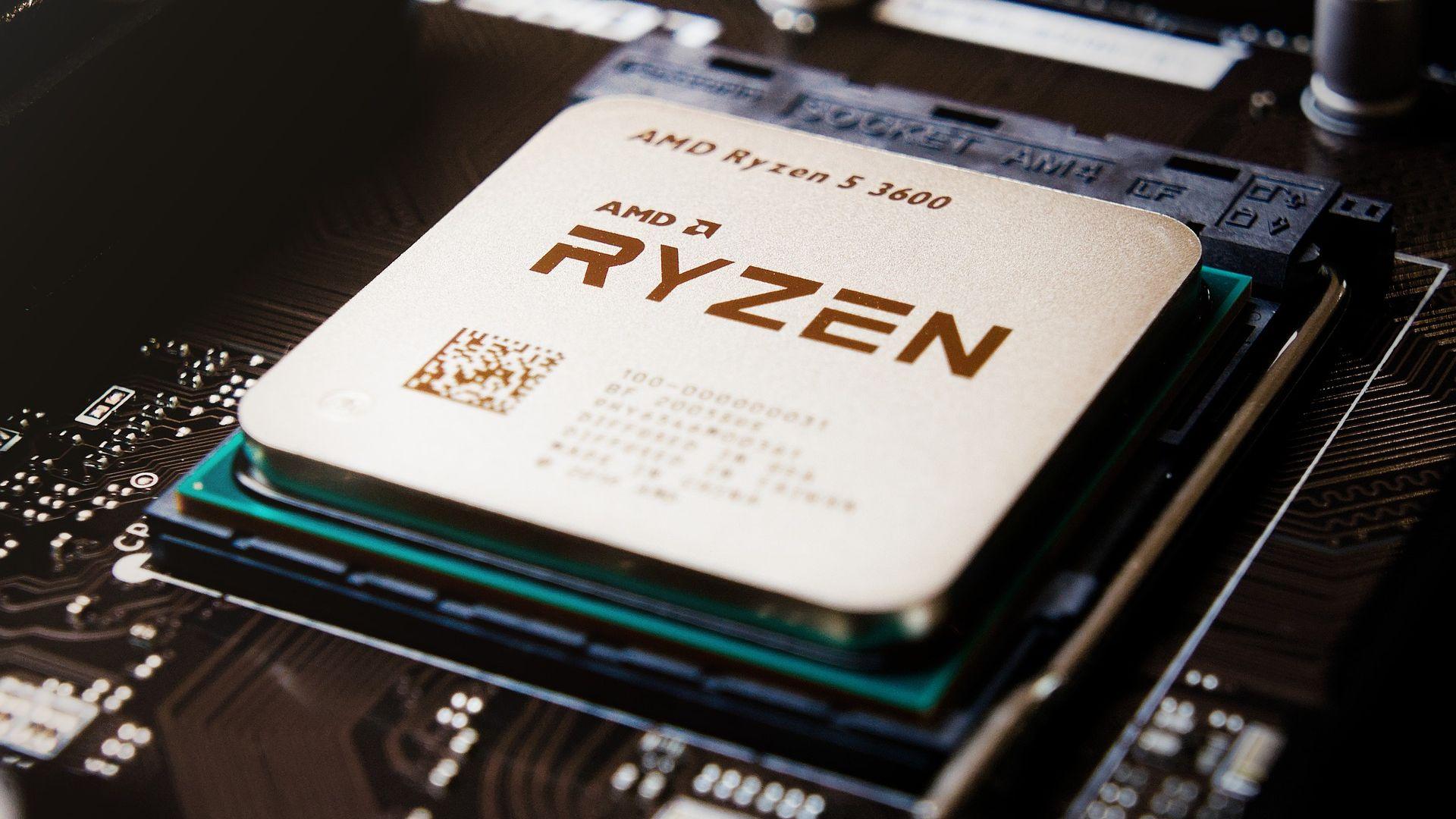 AMD увеличава дела си при x86 процесорите
