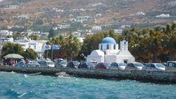 Гърция постави цял остров под карантина заради COVID-19