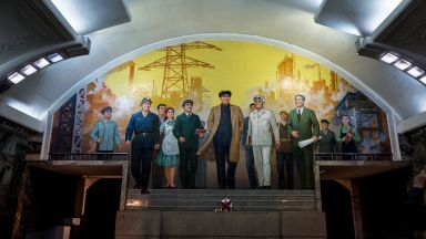 Цената на красотата: Строежът на метрото в Пхенян отнема живота на 100 работници (видео)