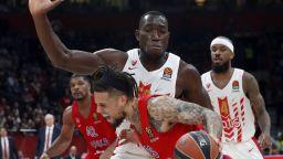 Трагедия в Сърбия: Баскетболист на Звезда почина на 27