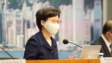 САЩ наказаха 11 ръководители на Хонконг