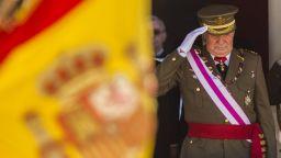 Раздираната от скандали испанска монархия се издържа от данъкоплатците