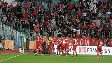 Голово шоу и без победител в дербито между двата тима с име ЦСКА
