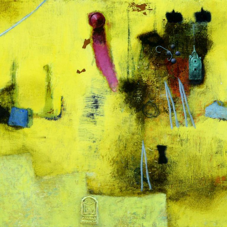 Артистичните пътешествия на художника Атанас Хранов