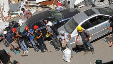 В Бейрут готвят обща погребална служба за загиналите от взрива