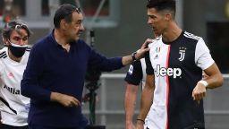 Ювентус изгони треньора след европейския провал