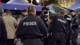 Шефът на СДВР: Опитаха се да пролеят кръв, барикадите ще бъдат премахнати