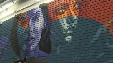 Осем художници преобразяват подлеза при Централната автогара в София