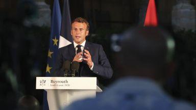 Макрон: Ливан ни призовава да действаме бързо и ефикасно