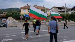 32 ден на протести: В София остават блокирани три възлови кръстовища