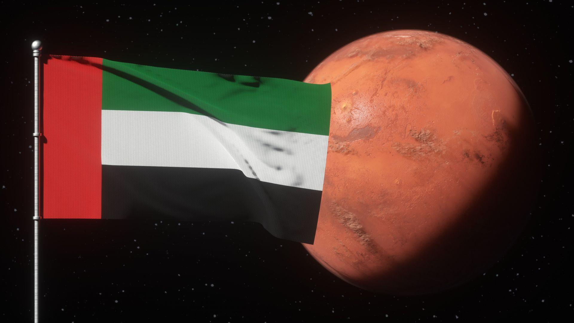 Арабски ренесанс с атомна енергия и мисия до Марс: ОАЕ посяга към Космоса