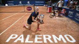 Световната №53 спечели първия турнир след завръщането на професионалния тенис