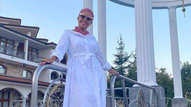 Обраха дома на Кристина Патрашкова