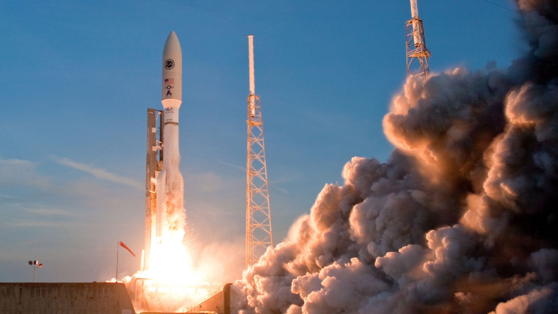 Космическите сили на САЩ пуснаха сателит, който открива вражески ракети