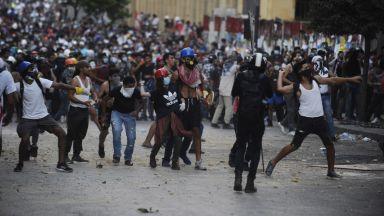 Правителството на Ливан подаде оставка заради разрушителния взрив в Бейрут