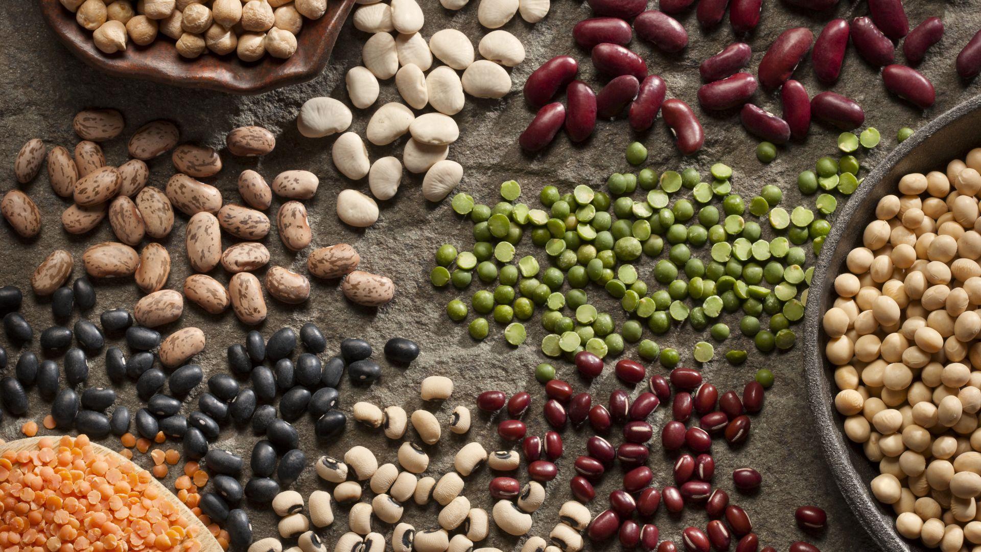 Бобовите растения понижават кръвната захар и холестерола