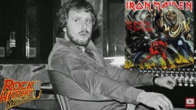 Почина продуцентът, работил с Black Sabbath, Iron Maiden и Deep Purple