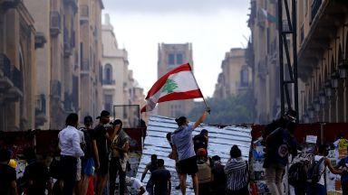 """""""Гардиън"""": Ливанското правителство подаде оставка, но трябва да си отиде цялата система"""