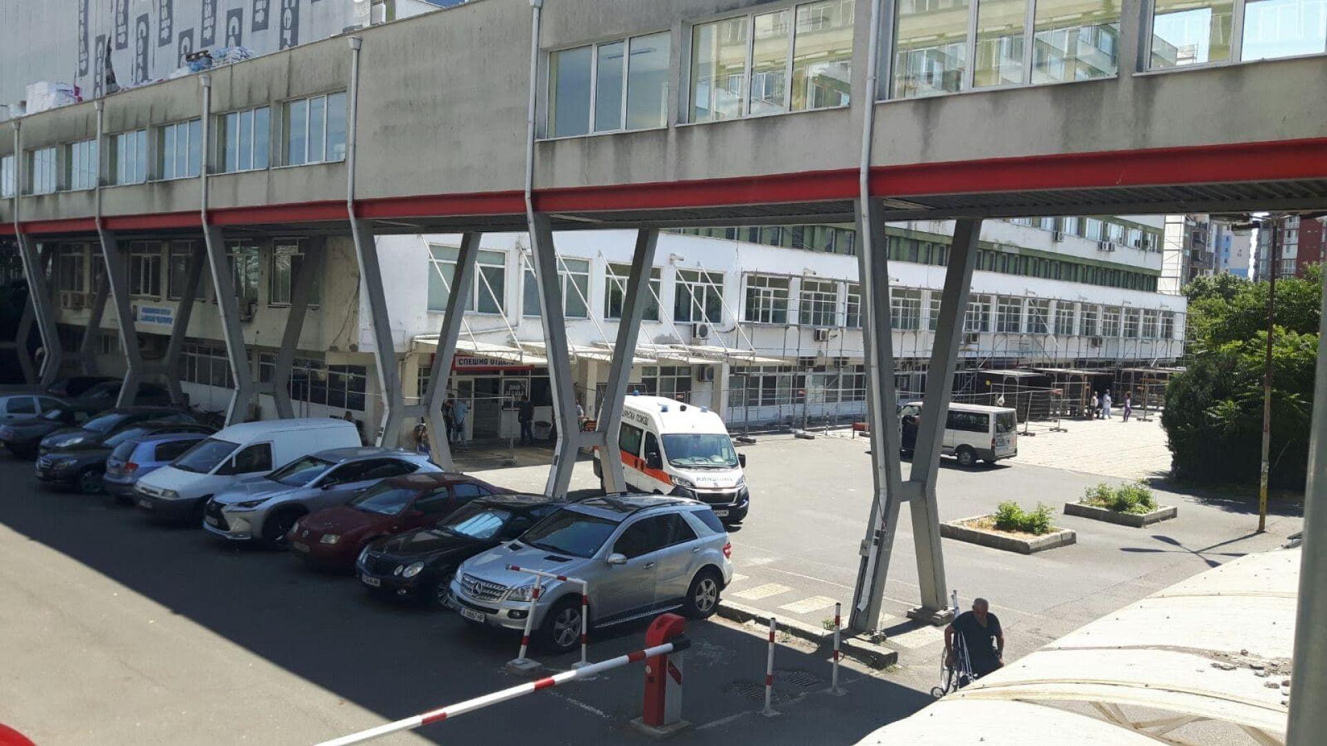 Пациент почина след падене от 8-ия етаж на бургаската болница