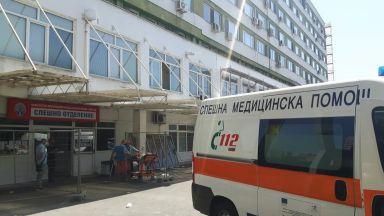 Лекари в Бургас искат по 500 лв. на смяна, за да лекуват пациенти с COVID-19