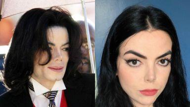 17-годишно момиче стана интернет сензация заради поразителната си прилика с Майкъл Джексън