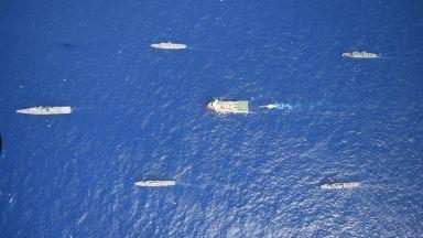 Гръцкият флот в бойна готовност след напрежение между Атина и Анкара