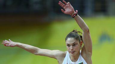 Само световната шампионка скочи повече от Габриела Петрова в Диамантената лига