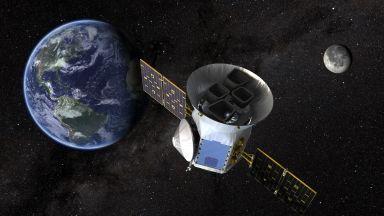 Телескопът TESS е изпълнил успешно основната си мисия
