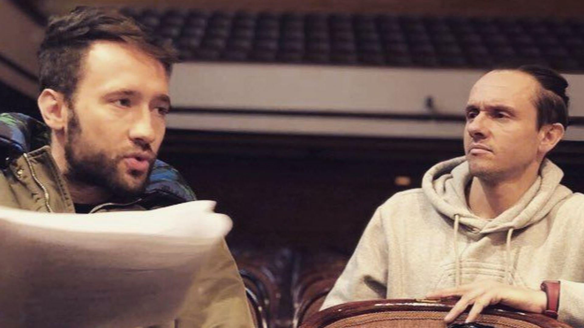 Актьорите Дарин и Деян Ангелови изгубиха баща си