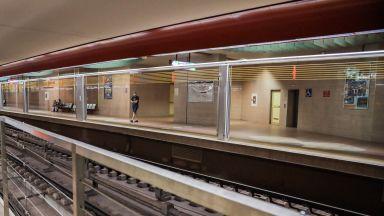 Първите 8 км от третия лъч на метрото отварят за пътници в края на август