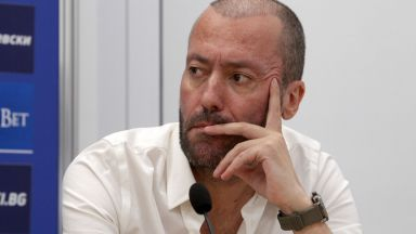 """Шеф в """"Левски"""": Няма особени поводи за оптимизъм, но имаме мисия"""
