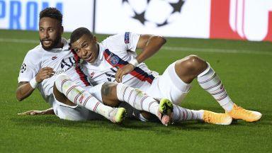 УЕФА развърта метлата, ПСЖ може да стане европейски шампион без игра
