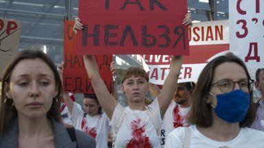 Беларуските власти потвърдиха смъртта на задържан демонстрант