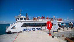 До края на октомври посещаваме остров Св. Анастасия на по-ниска цена