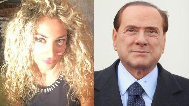 Силвио Берлускони демонстрира връзката си с новата си приятелка