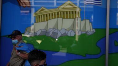 Гърция ни задмина по брой на заразени с Covid-19
