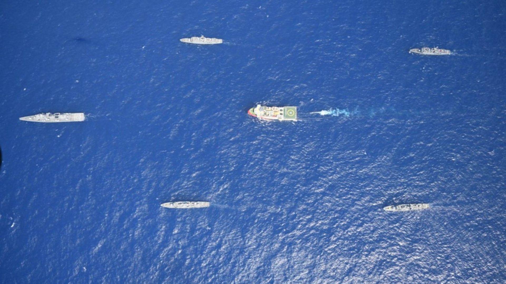 На косъм от морска битка: чии са моретата - гръцки или турски