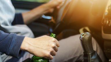 Хванаха пиян шофьор с 3,1 промила в Пловдив, пътувал към София