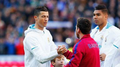 Жребият отреди - Меси срещу Роналдо в Шампионска лига