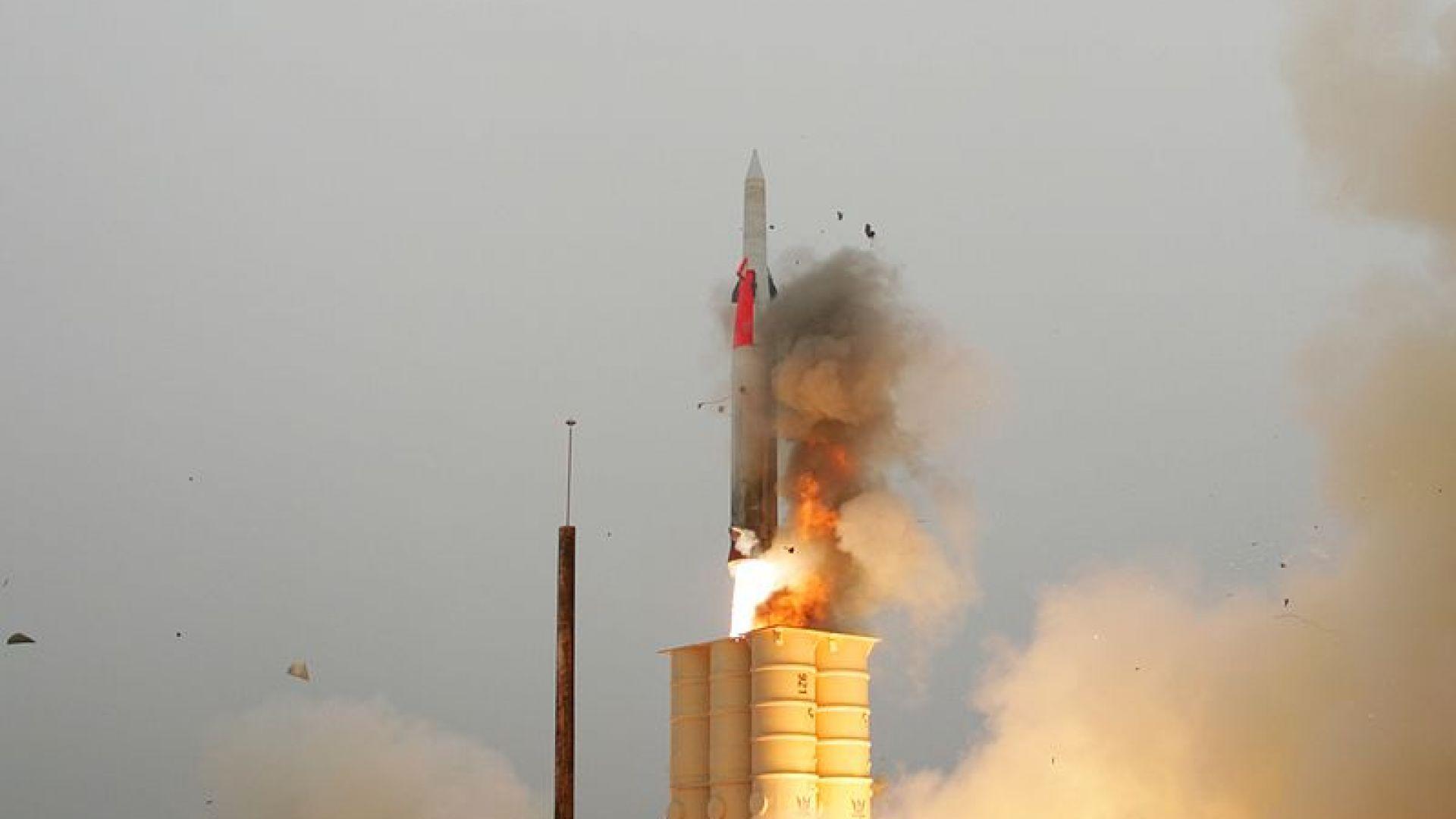 Израел тества най-новото си оръжие