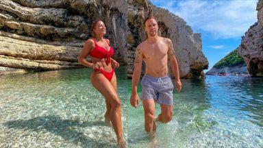 """Хърватската приказка на Джаферович завърши на острова от филма """"Maма мия 2"""""""