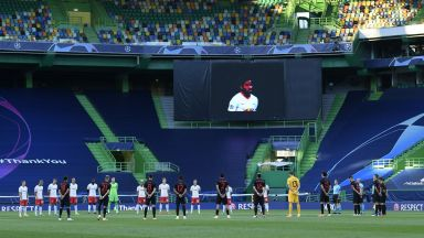 РБ Лайпциг - Атлетико Мадрид 0:0 (на живо)