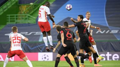 РБ Лайпциг - Атлетико Мадрид 2:1 (на живо)