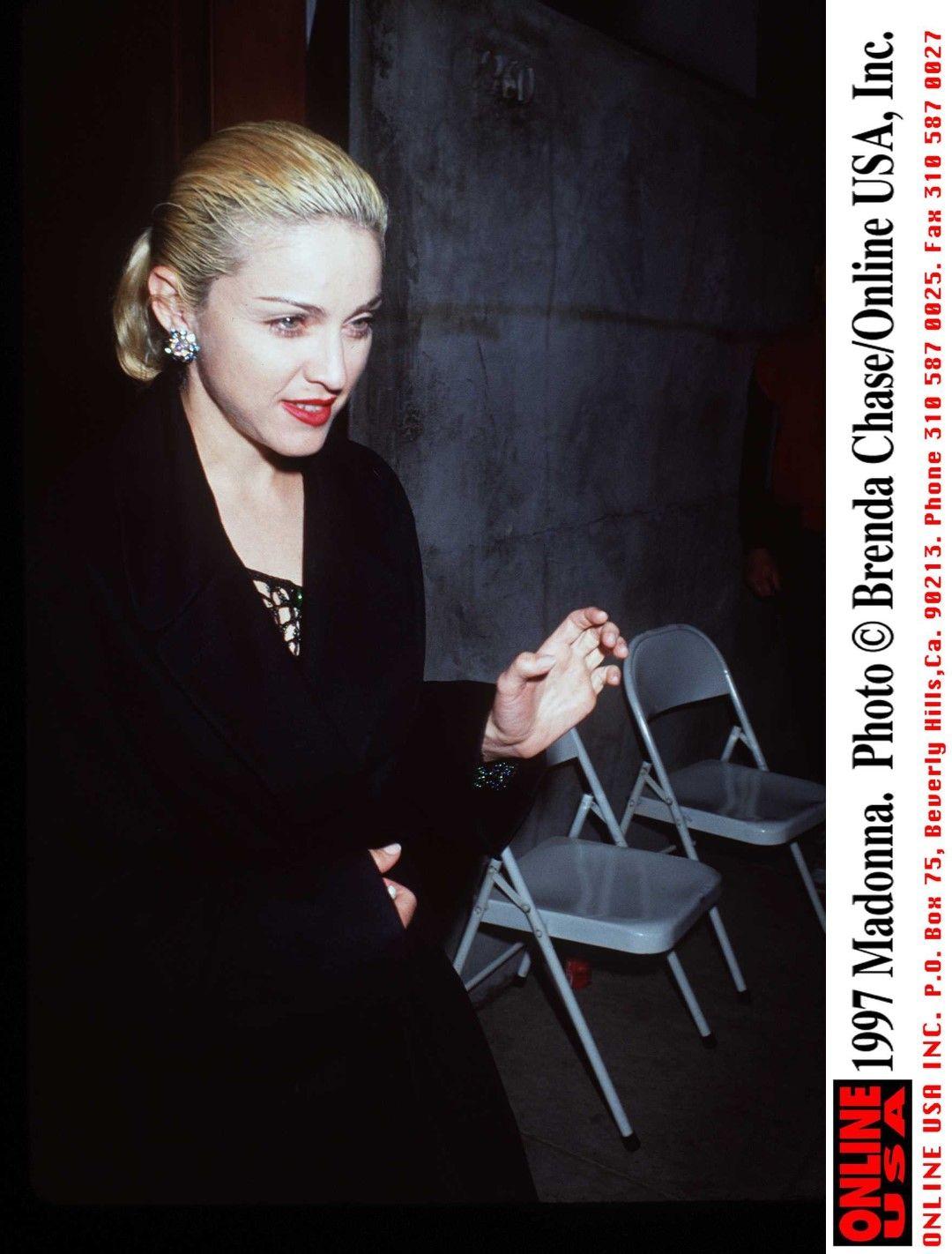 Мадона през 1997 г.
