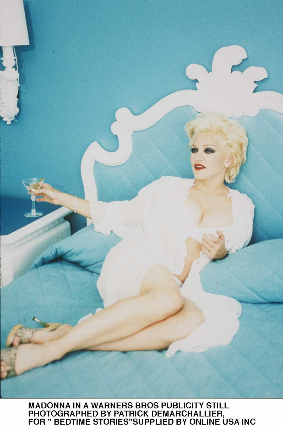 Bedtime Stories, Madonna