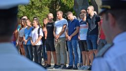 Военноморското училище прие новите си курсанти