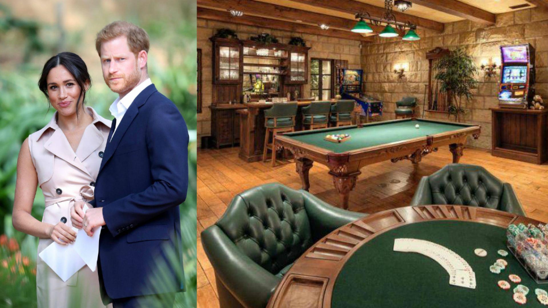 Поглед в новото имение за $14.6 млн. на принц Хари и Меган Маркъл